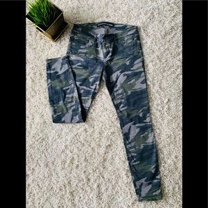 Camo Express jeggings